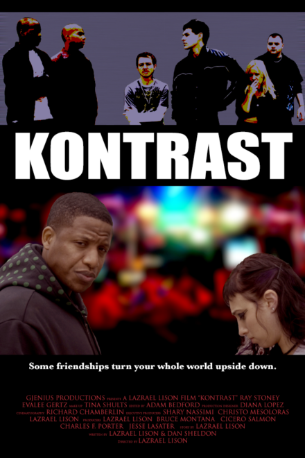Kontrast One-Sheet