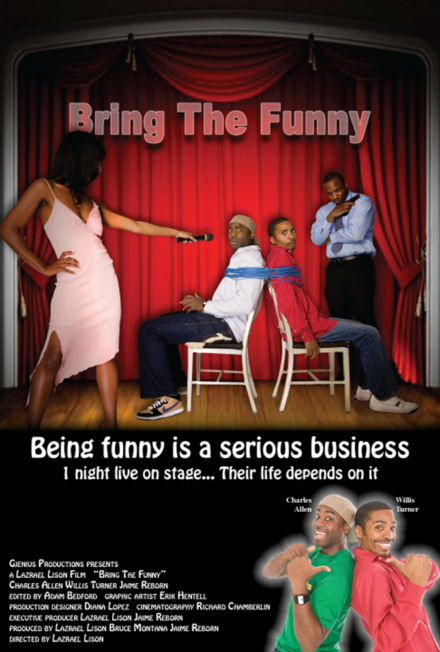 Bring the Funny One-Sheet